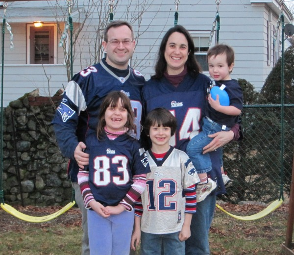 Go Patriots!!!