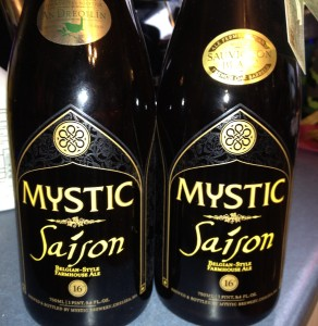 Mystic Brewer Saison Beer