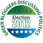 Green Bloggers Discussing Politics