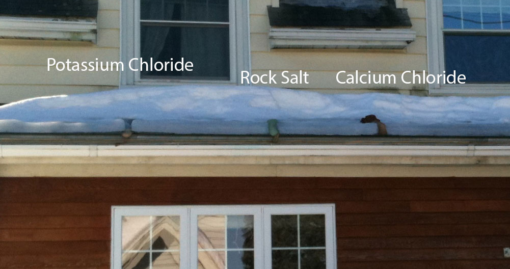 Getting Rid Of Ice Dams Green Lifestyle Changes