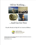 cover of the Oil for Nothing and Gas for Free from NRC Democrats