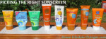 8 green sunscreen options to choose from