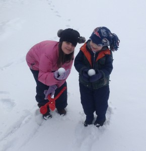 Perfect snowballs