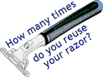How Many Times Should You Use Your Disposable Razor?