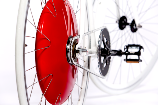 Copenhagen Wheel Electric Assist Bicycle Wheel