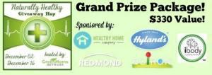 Grand prize sponsor logos
