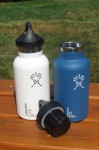 insulated doublewall stainless steel water bottle